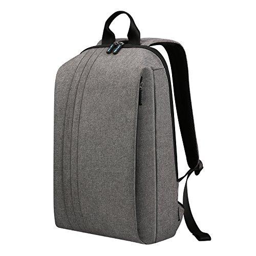 REYLEO Backpack Slim Business Work Laptop Backpack Waterproof School Bag  for Office 54ab8174a3d52