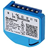 Qubino Flush Dimmer Flush-mounted EU Z-Wave Micro Module plus – Pack of 1 ZMNHDD1
