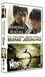 Coffret bong joon-ho : the host ; memories of murder