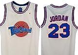 Space Jam Michael Jordan Space Jam Jersey, (Multi-Coloured), XL