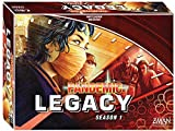 Z-Man Games Pandemic Legacy Red Board Game