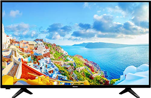 HISENSE H32AE5000 TV LED HD, Natural Colour Enhancer, Clean Sound 12W, Motion Picture Enhancer,...