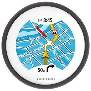 TomTom Vio Motorroller-Navigation (6,1 cm (2,4 Zoll) Display, Europa Karten, Radarkameras auf Wunsch, Anruferanzeige) 4