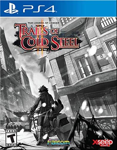 The Legend of Heroes: Trails of Cold Steel II - Relentless Edition - PlayStation 4