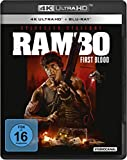 Rambo - First Blood  (4K Ultra HD) [Blu-ray]