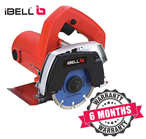 iBELL Marble Cutter / Multi Purpose Cutter 1050W, 13000Rpm With 6 Months Warranty