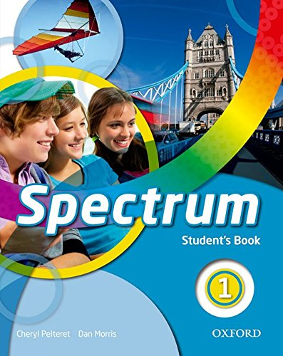 Spectrum 1. Student's Book - 9780194852050
