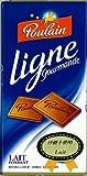 Poulain Tablette de Chocolat au Lait Fondant sans Sucres Ajoutés 100 g