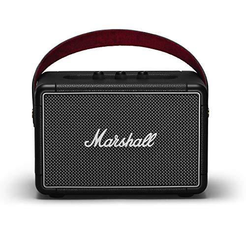 Marshall Kilburn II Portable Bluetooth Speaker (Black)