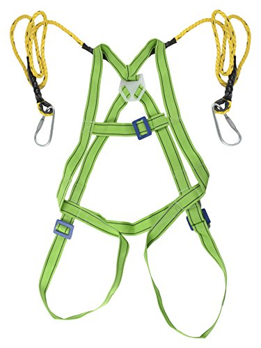 Extrapower Safety Belt Harness - Full Body (Double Hook)
