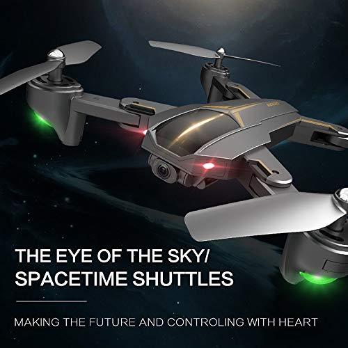 TwoCC Drone Aerei giocattolo per auto telecomando, Visuo Xs812 Gps 5G Wifi Fpv 5Mp 1080P Hd Telecamera pieghevole Rc Quadcopter Drone