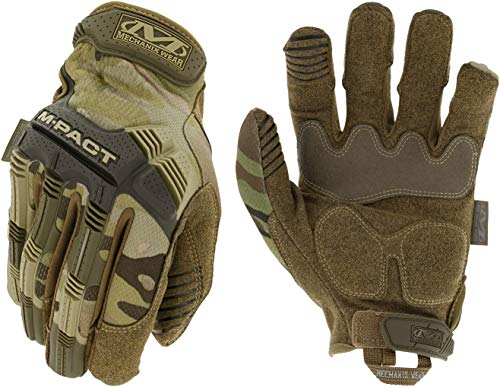 Mechanix Wear MPT-78-010 M-Pact Multicam Guanti, Multicolore, Large