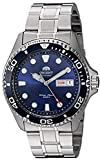 Orient Unisex Adult Analogue Automatic Watch with Stainless Steel Strap FAA02005D9