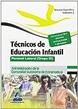 Técnicos De Educación Infantil II (Extremadura (mad))