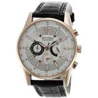 Titan Octane Chronograph Multi Color NK9322WL01