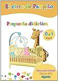 El circo de Pampito 0-1 años. Propuesta didáctica. Proyecto de Educación Infantil. Algaida. 1º Ciclo