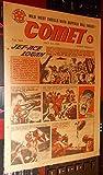 Comet comic no 564. May 9th 1959. Jet ace logan. Ron Turner