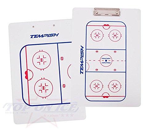 Lavagna tattica Tempish 32 x 25 cm per hockey su ghiaccio
