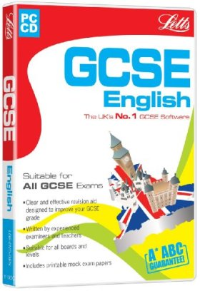 Letts GCSE English (PC CD) [import anglais]
