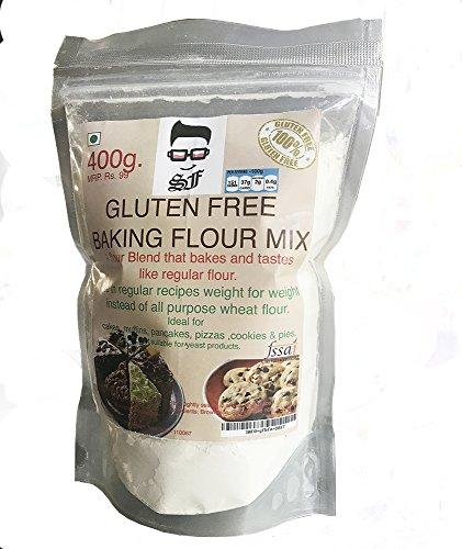 Saby Food Gluten Free Baking flour-400g