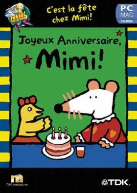 Joyeux anniversaire Mimi