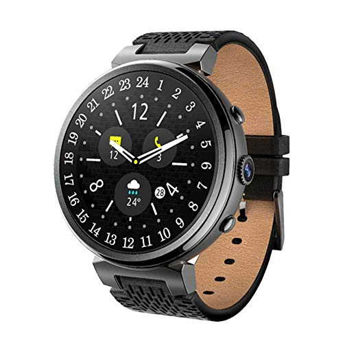 BAIYI Smart Watch, Fitness Tracker Android5.1, Frequenza cardiaca/Pressione...