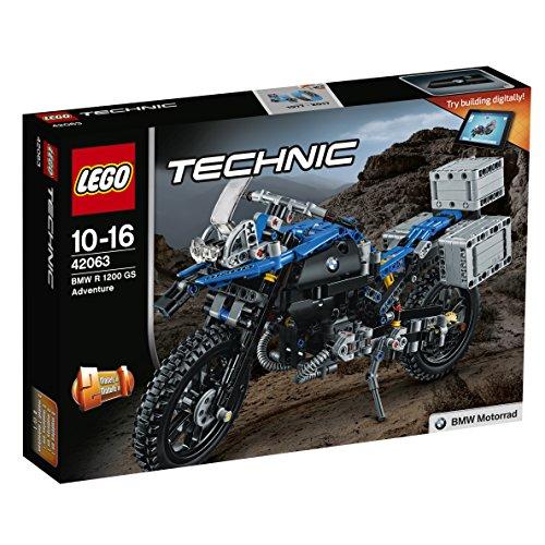 LEGO Technic - BMW R 1200 GS aventura (42063)