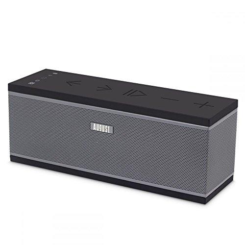 Schnurloser Multiroom Wi-Fi Lautsprecher - August WS150-10W (WLAN/Airplay/DLNA/NFC Bluetooth/SD)
