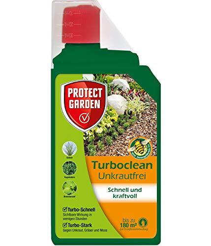Bayer Jardín libre de malas hierbas Turbo Clean 1L
