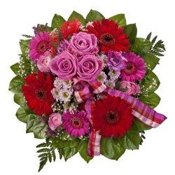 """floristikvergleich.de Dominik Blumen und Pflanzen, Blumenstrauß""""Falling in Love"""""""