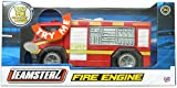 Teamsters Light and Sound Fire Engine