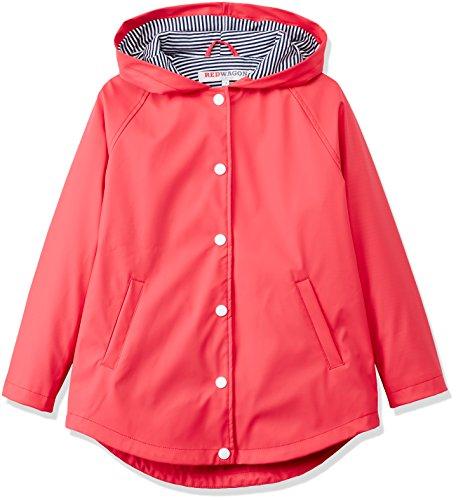 RED WAGON Mädchen Gefütterter Jacke Rot (Red), 104 (Herstellergröße: 4 Jahre)