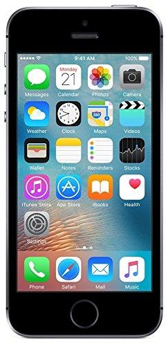 Apple iPhone SE (Space Grey, 32GB)