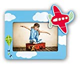 ZEP Tommy - Portafotos infantil, color azul