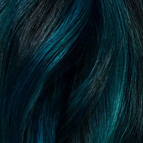 L'Oréal Paris Colorista Washout Vivid Colorazione Capelli Temporanea per Capelli Bruni, Ottanio (Turquoise)