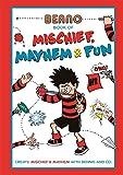 The Beano Book of Mischief, Mayhem and Fun