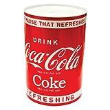 Coca Cola Coke Jumbo Money Box Savings Bank Tin GIFT