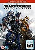 Transformers: The Last Knight (DVD+ Bonus disc DVD) [2017]