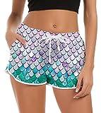 Regali per Donna  515rWXPWU-L._SL160_ Fanient Pantaloncini da Bagno Donna