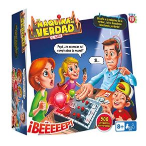 IMC Toys 96967 - Play Fun, La Máquina de la Verdad, idioma italiano