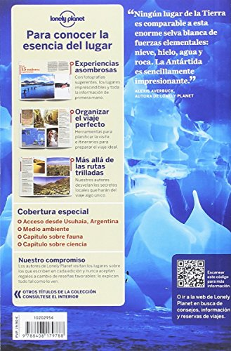 Antártida 1 (Guías de País Lonely Planet) 1