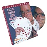 Easy to Master Card Miracles Volume 4 by Michael Ammar - DVD