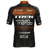 Sports Thriller Rider MTB Bicicleta Maillot Manga Corta de Ciclismo para Hombre Medium
