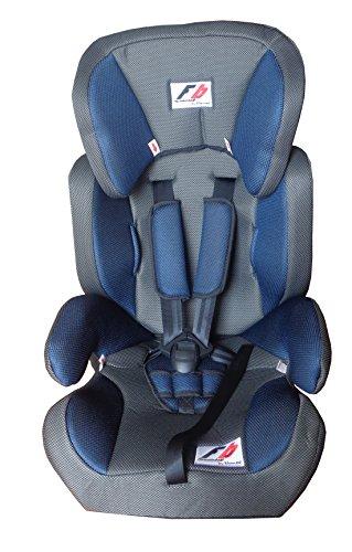 Elemed 123BG Seggiolino Auto Racing , Blu