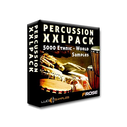 Percussion XXL Pack – Percussion Instruments From Around The World
