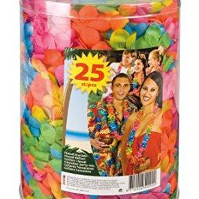 Boland 52292-25 collares de Hawai, Lei, Multicolor , color/modelo surtido