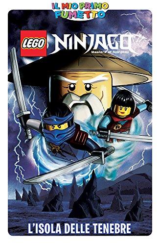 IL MIO PRIMO FUMETTO - Lego Ninjago: L'isola delle tenebre