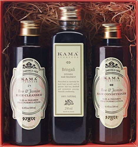 Kama Ayurveda Hair Care Regime, 650ml 12