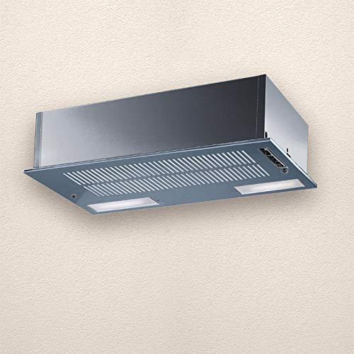 Cappa per cucina Aspirante Sottopensile 56 cm Grigio 01BLF056GR38 Block Filter