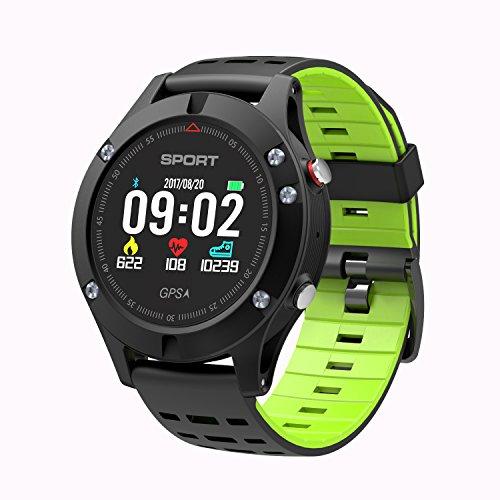 DTNO.I Orologio Intelligente, Orologio Sportivo con altimetro/barometro/termometro e GPS Integrato,...